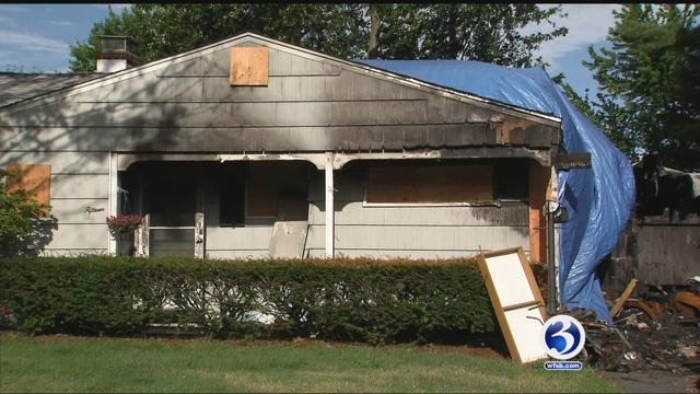 Police in three towns are investigating a rash of fires and slew of smashed mailboxes. (WFSB)