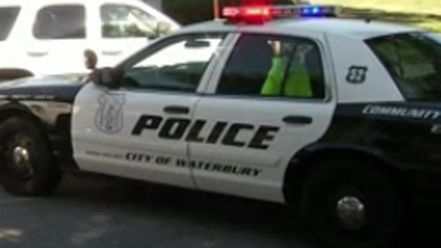 Waterbury police. (WFSB file photo)