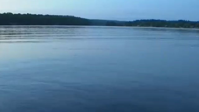 An 89-year-old woman died after she was pulled from Bolton Lake on Saturday. (WFSB)