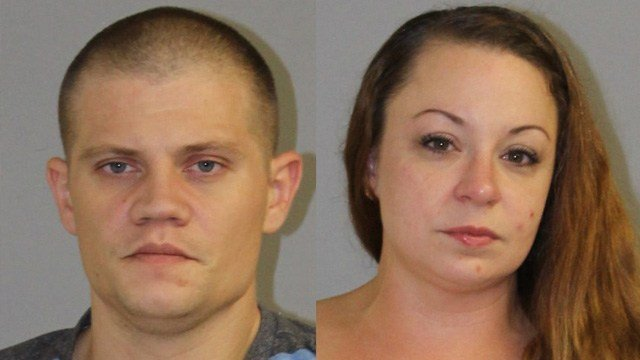 Daniel Baillargeon and Tana Dashnaw. (State police photos)