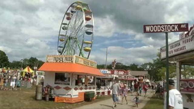 The Brooklyn Fair runs through Sunday (WFSB)