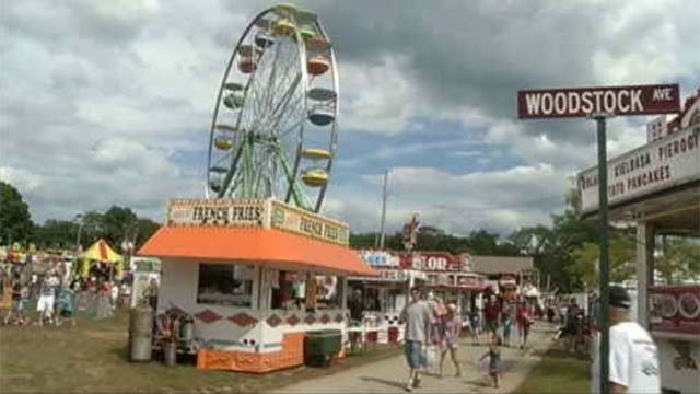 The Brooklyn Fair runs through Sunday (WFSB)