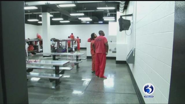 The inmates are planning on taking classes at Asnuntuck Community College as part of a program called Second Chance. (WFSB)