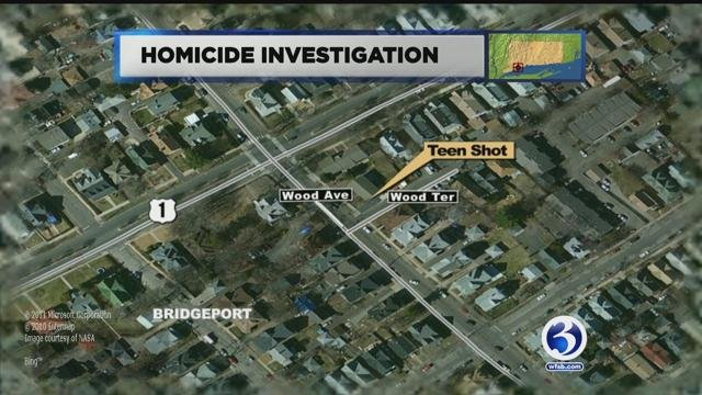 Police have identified a man shot and killed in Bridgeport on Saturday. (WFSB)
