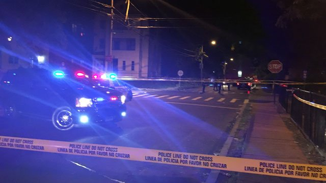 Police investigation reported in the area of Magnolia and Mather Streets. (WFSB)