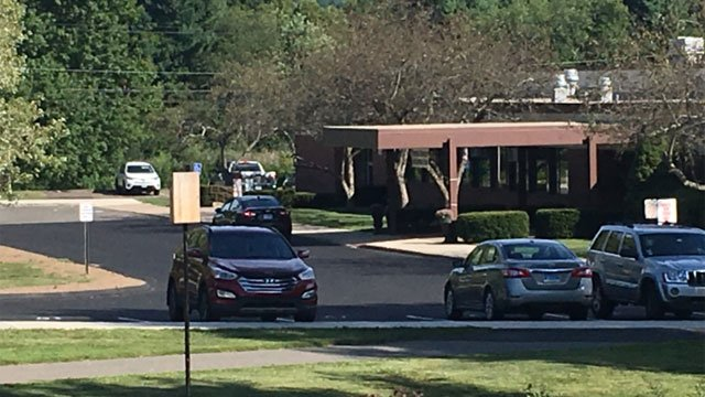 A student went missing at Thomas Hooker Elementary School in Meriden. (WFSB)