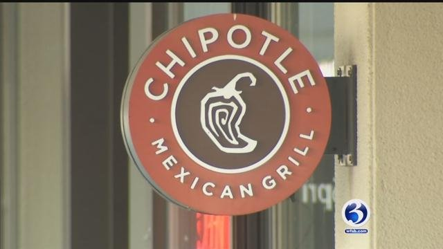 Chipotle Mexican Grill. (WFSB photo)