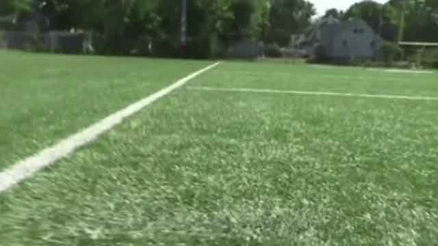Officials looking to conduct study on safety of artificial turf. (WFSB file photo)