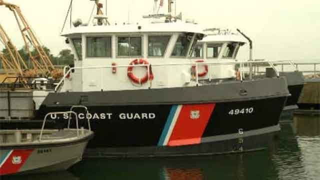 The U.S. Coast Guard is warning boaters ahead of a potentially stormy holiday weekend. (WFSB)