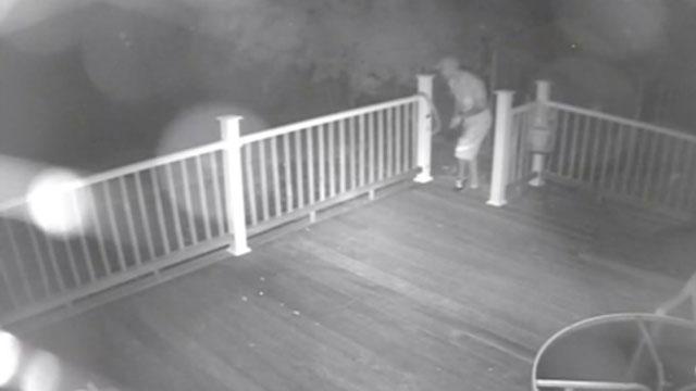 Surveillance pictures released after home burglaries. (Windsor Locks Police Department)