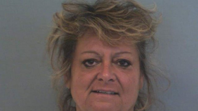 Theresa-Ann Winkel is on leave after convictions. (Department of Corrections)