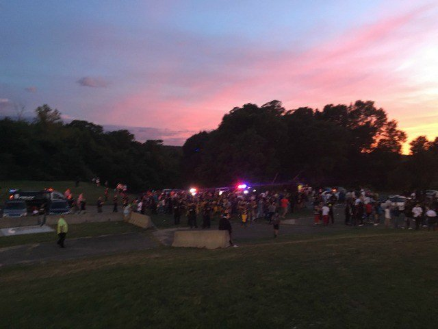 A fight broke out at a jamboree in Waterbury on Friday night (Nicholas Salerno)