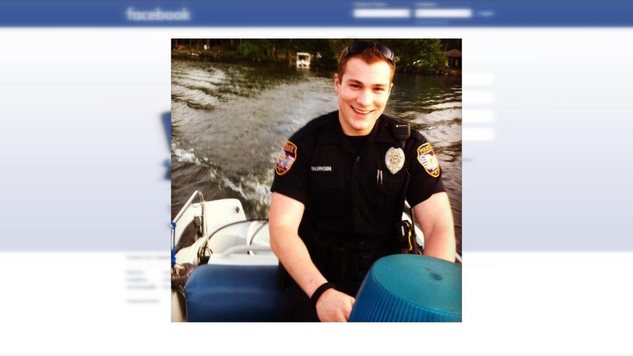 A fundraiser will be held for Hardie MarionBurgin who was injured while conducting traffic. (Facebook)
