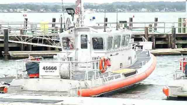 Coast Guard is developing and testing new technology that could help record and mark the location of oil spills all across the oceans. (WFSB file photo)