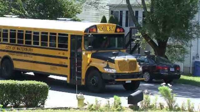 A 5-year-old was dropped off 2 miles away from his bus stop (WFSB)