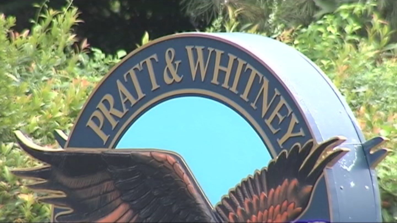 Pratt & Whitney. (WFSB file photo)