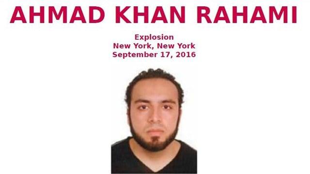 Ahmad Rahami. (FBI photo)