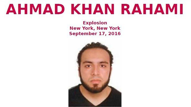 Ahmad Rahami. (FBI photo)