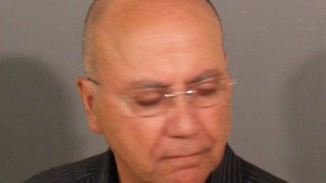 Victor Handal. (Danbury police photo)