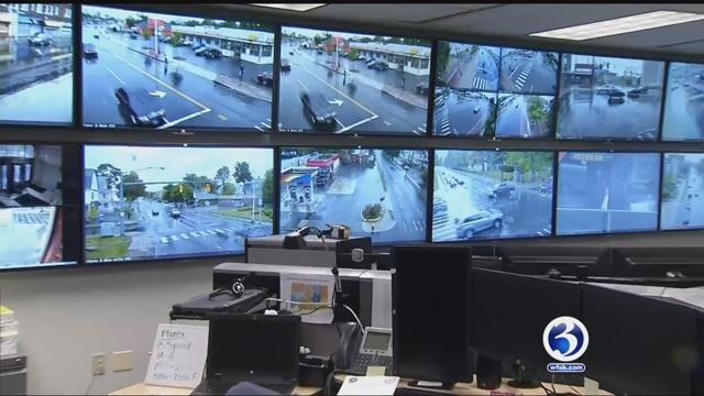Technology helps police departments every day (WFSB)