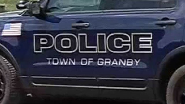 Granby police. (WFSB file photo)