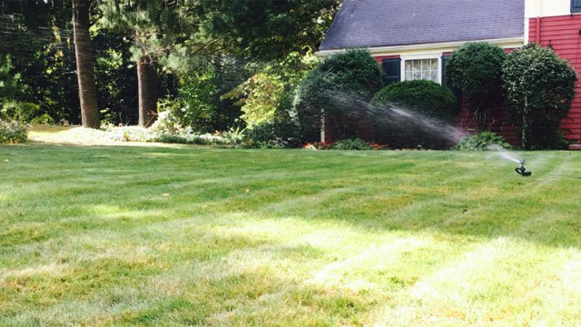 The City of Bristol on Tuesday issued mandatory water restrictions due to the state's drought. (WFSB)