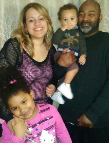 The Lawyea family. (Habitat for Humanity photo)