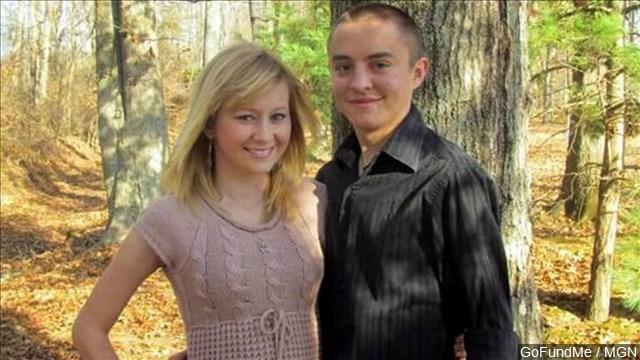 Katie and Dalton Prager. (GoFundme photo)