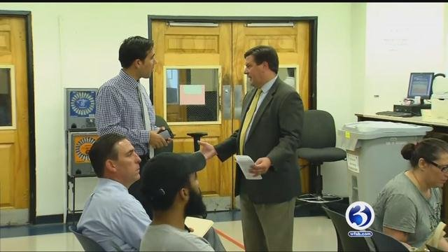 Eyewitness News got an exclusive look inside the new and improved system at Department of Motor Vehicles. (WFSB)
