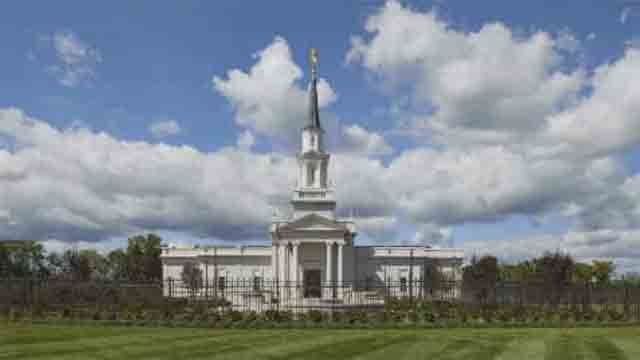 The Church of Jesus Christ of Latter-Day Saints Temple (WFSB)
