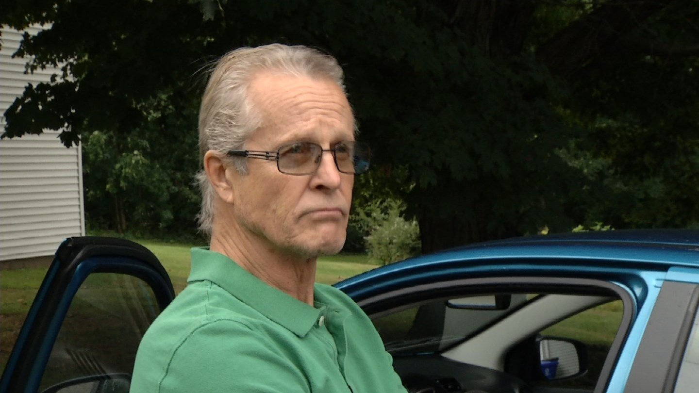 Clark Carman said his son had nothing to do with his mother's disappearance or the death of his grandfather in 2013. (WFSB photo)