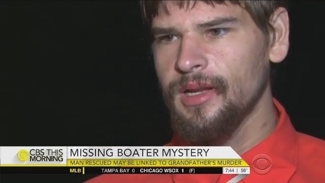 Nathan Carman thanked the public for their concern. (CBS photo)