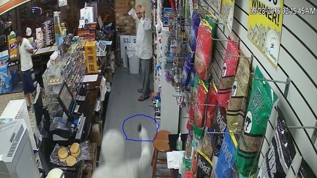 Three men robbed a convenience store on Barnum Avenue in Stratford early Friday morning. (Stratford police photo)