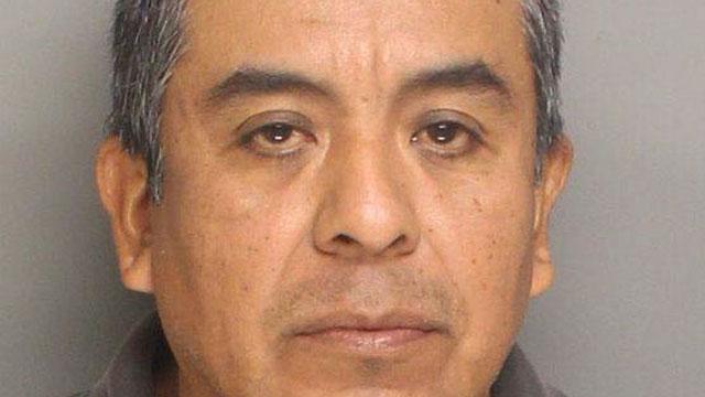 Samuel Calvario was arrested in a 16-year-old murder case. (Bridgeport Police Department)