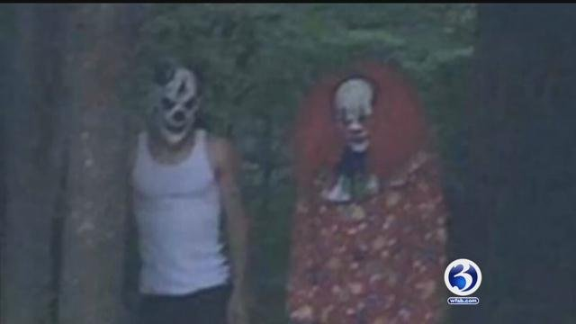 meriden officials continue to investigate creepy clown sightings