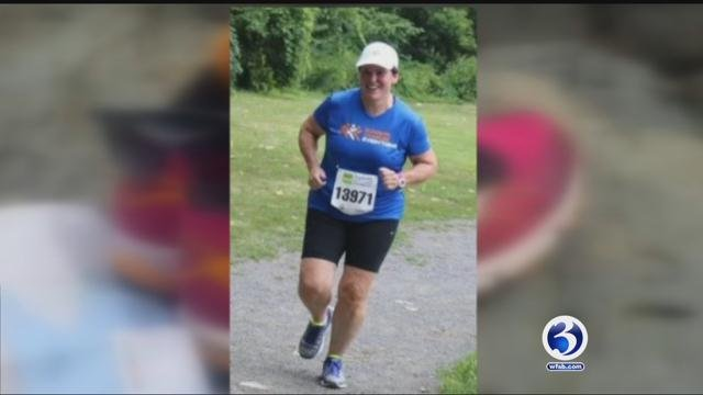 Michelle Russi is hitting Hartford for the half marathon this weekend (Submitted)