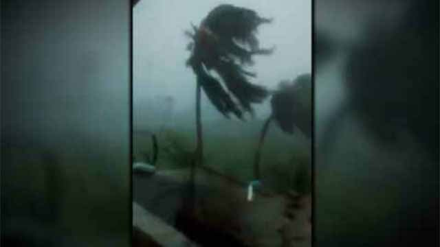 Hurricane Matthew has already brought destruction to parts of the world (WFSB)