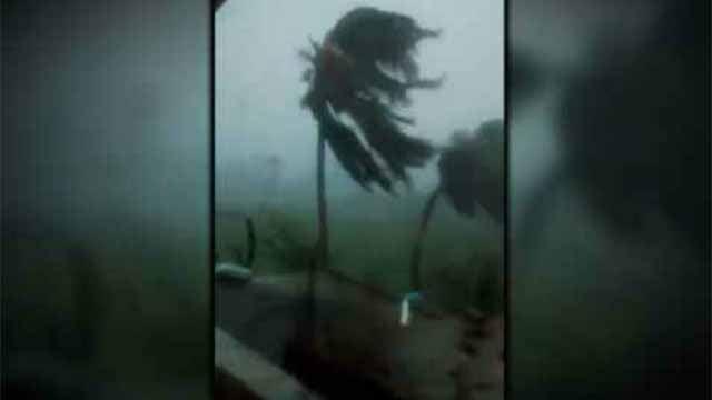Hurricane Matthew has already brought destruction to parts of the world (WFSB)