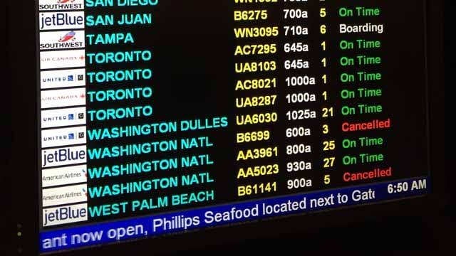Walt Disney World closes in anticipation of Hurricane Matthew landfall