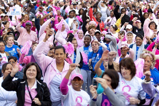 (Making Strides of Greater New Haven)