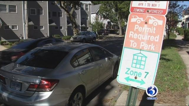 Residents warned about parking scam in New Haven (WFSB)