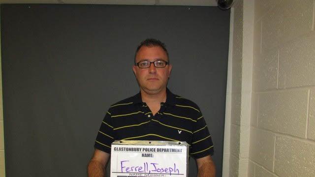 Joseph Ferrell (Glastonbury Police)