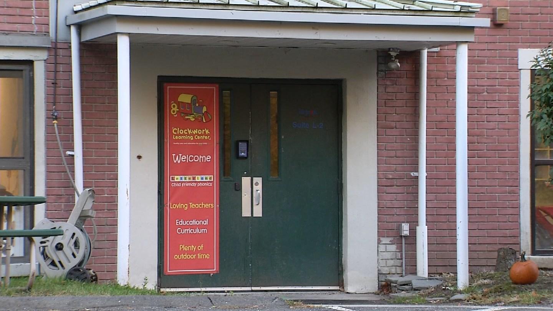 Clockwork Learning Center. (WFSB photo)
