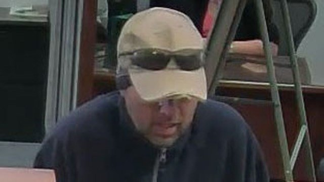 No one was injured during robbery at TD Bank on Hopmeadow Street. (Simsbury police photo)