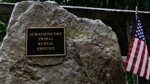 The Schaghticoke Tribal Nation's reservation is located near Kent. (AP photo)