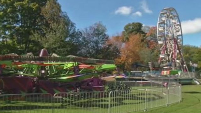The Cove Side Carnival starts tonight in Wethersfield. (WFSB file)