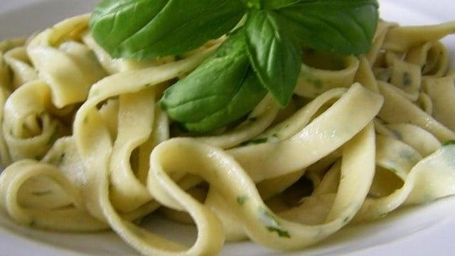 """Basic pasta."" Find the recipe on AllRecipes.com. (AllRecipes photo)"