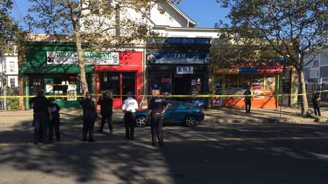 A convenience store clerk was shot and killed on Tuesday afternoon in New Haven (WFSB)