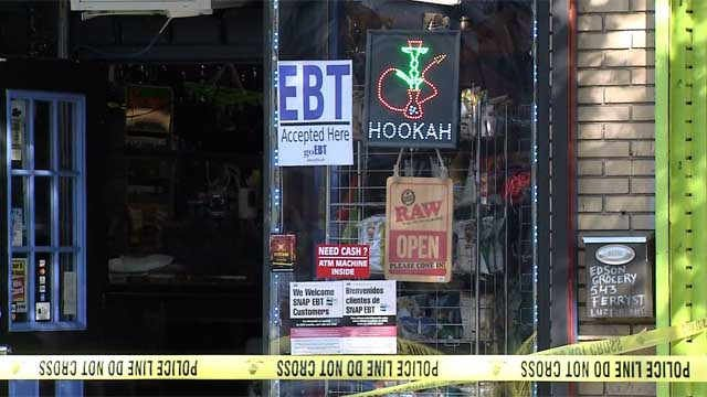 Muhanad Jawad was killed in a shooting at the E&M Smokeshop and Convenience Store in New Haven Tuesday. (WFSB photo)