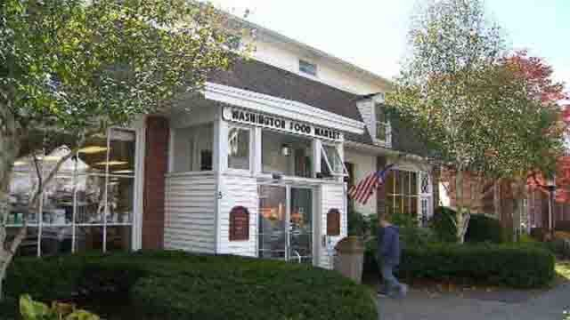 Washington Food Market will be one of several businesses participating in Gilmore Girls Fan Fest. (WFSB)